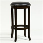 Boraam Cordova 29 Swivel Bar Stool in Cappuccino