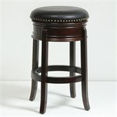 Boraam 29 Hamilton Swivel Stool in Cappuccino