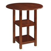Boraam Powellton Pub Table in Cherry