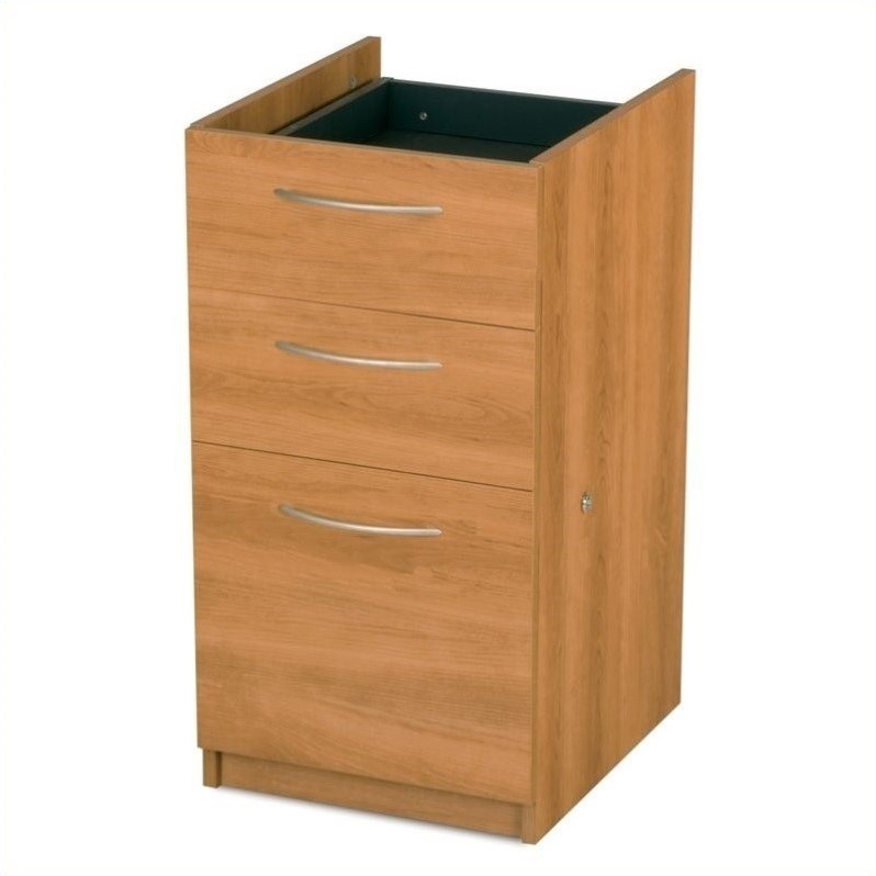 Embassy Lateral Filing Cabinet in Cappuccino Cherry