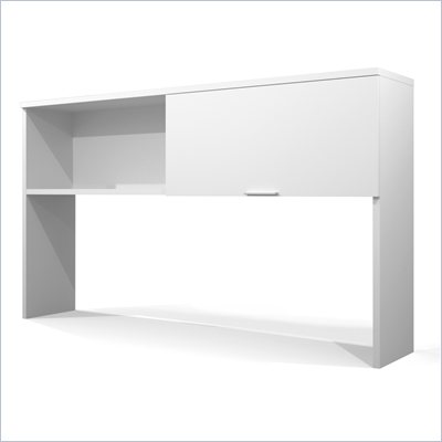 Bestar Pro-Linea  Hutch in White
