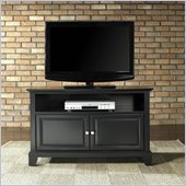 Crosley Furniture Newport 42 TV Stand in Black Finish