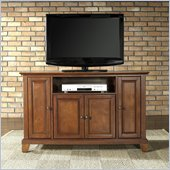 Crosley Furniture Newport 48 TV Stand in Classic Cherry Finish