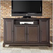 Crosley Furniture Newport 60 TV Stand in Vintage Mahogany Finish