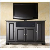 Crosley Alexandria 48 AroundSound TV Stand in Black