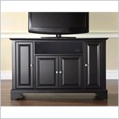 Crosley LaFayette 48 AroundSound TV Stand in Black