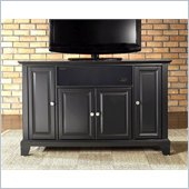 Crosley Newport 48 AroundSound TV Stand in Black