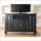 Crosley Cambridge 48 AroundSound TV Stand in Black