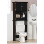 Ameriwood Bathroom Space Saver in Espresso