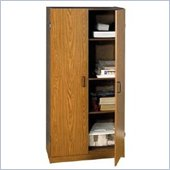 Ameriwood Systembuild Storage Pantry in Oak Finish
