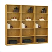Ameriwood Industries 5-Shelf Wall Bookcase  