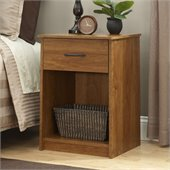 Ameriwood Night Stand in Bank Alder