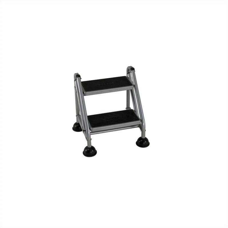 Ameriwood COSCO Collection 2-Step Rolling Step Ladder