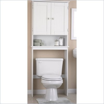 Ameriwood Bathroom Shelf Space Saver