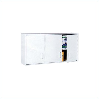 Ameriwood Systembuild Laundry Cabinet in White Finish