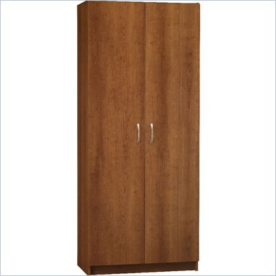 Ameriwood 72 Inch Pantry in Inspire Cherry Finish