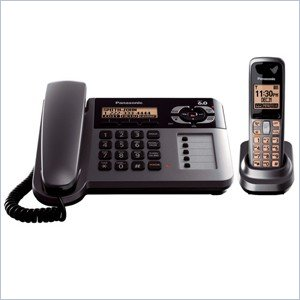 Panasonic KX-TG1061M Cordless Phone with Answering System