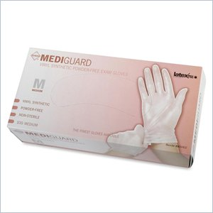 Medline MediGuard Examination Gloves