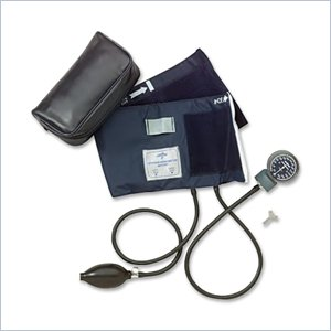 Medline Adult Handheld Aneroid Sphygmomanometer