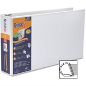 Stride QuickFit Ledger Binder