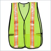 OccuNomix General Purpose Safety Vest with Reflective Tape