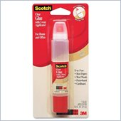 3M 2-Way Applicator Clear Glue Stick