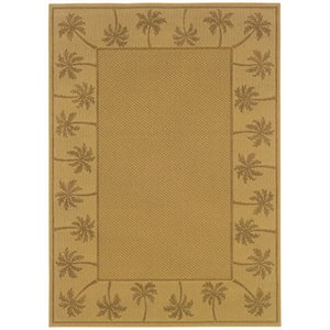 "Oriental Weavers Lanai 1'8"" x 3'7"" Machine Woven Rug in B..."