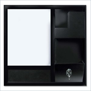 Bi-silque Dry-erase Station Combo Board