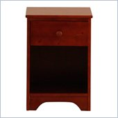 Canwood Night Table (High) in Cherry
