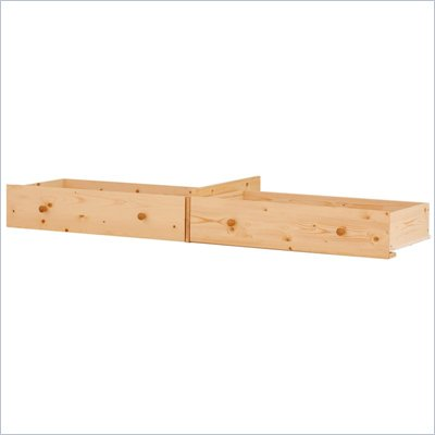 Canwood Extra 2 Storge Drawer Set (Mates in Double) in Natural