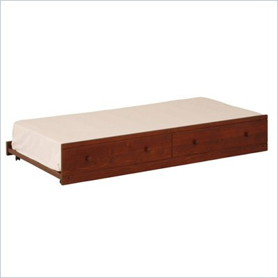 Canwood Trundle Bed in Cherry