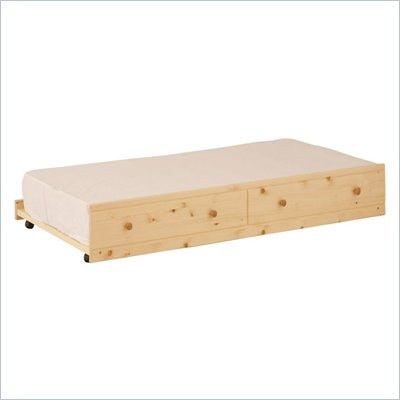 Canwood Trundle Bed in Natural