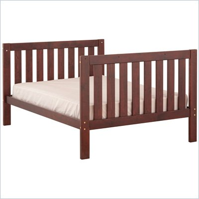 Canwood Alpine II Double Bed in Cherry 