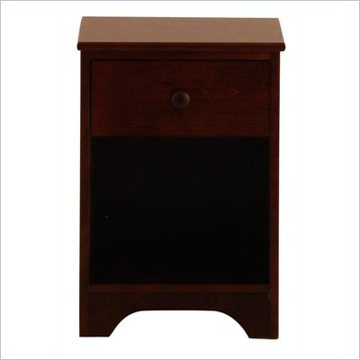 Canwood Night Table (High) in Espresso