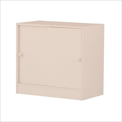 Canwood Whistler 2 Door Cupboard in White