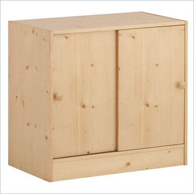Canwood Whistler 2 Door Cupboard in Natural
