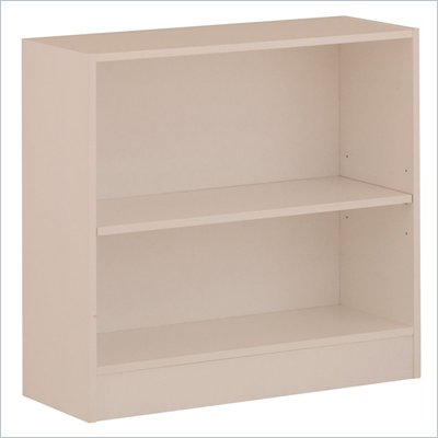 Canwood Whistler Junior Loft Bookcase in White