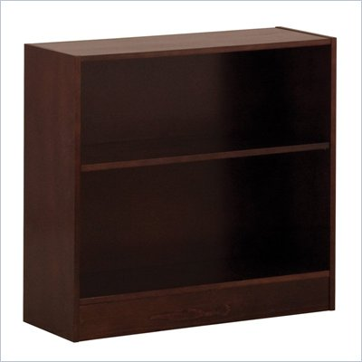 Canwood Whistler Junior Loft Bookcase in Espresso