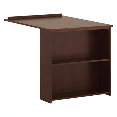 Canwood Whistler Slide Out Desk in Cherry