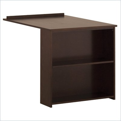 Canwood Whistler Slide Out Desk in Espresso