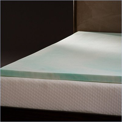 Comfort Magic Enviro-Green 2 Inch Memory Foam Mattress Topper