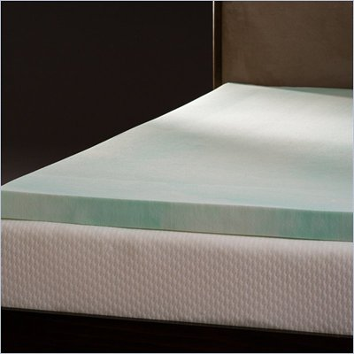 Comfort Magic Enviro-Green 3 Inch Memory Foam Mattress Topper
