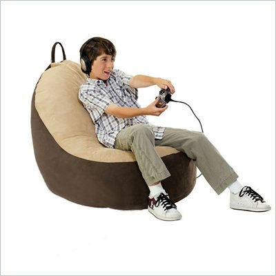Comfort Magic Large Memory Foam Video Game Chair