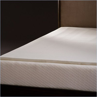 Comfort Magic 1-inch Memory Foam Mattress Topper
