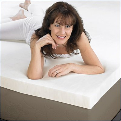 2 Inch Thick Memory Foam Mattress Topper