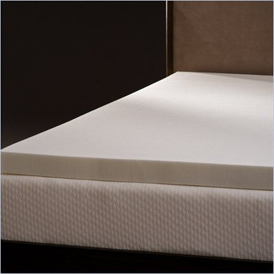 Comfort Magic Ultra Soft 3-inch Memory Foam Mattress Topper