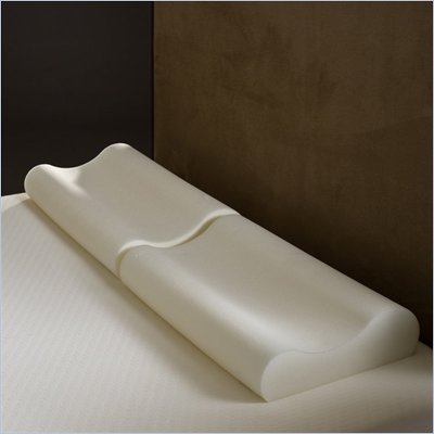 Comfort Magic Oversized Memory Foam Contour Pillows (Set of 2)