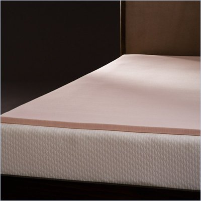 Comfort Magic Sensus 1-inch Memory Foam Mattress Topper