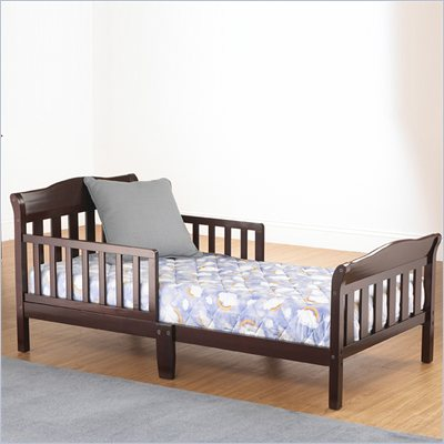 Sb2 by Sorelle Riley Toddler Bed in Espresso Finish