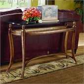 Hammary Suffolk Bay Sofa Table in Antiquity